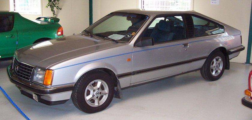 1978–86 Opel Monza 30E