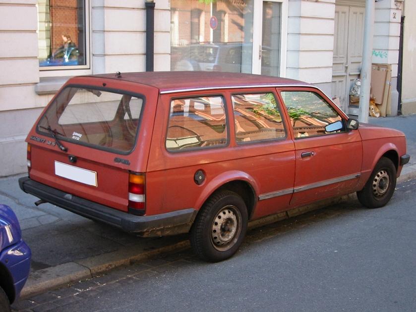 1979-84 Opel kadett d 2 Caravan