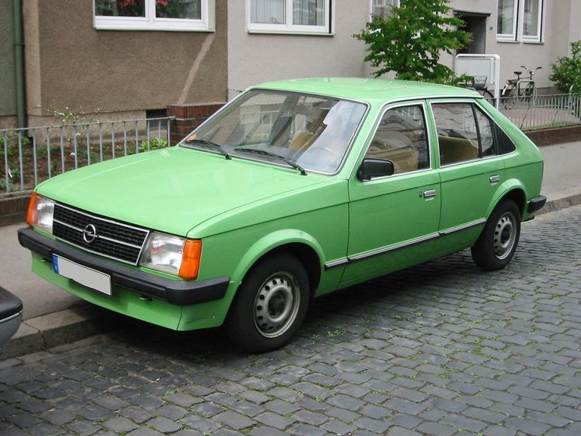 1979-84 Opel kadett d