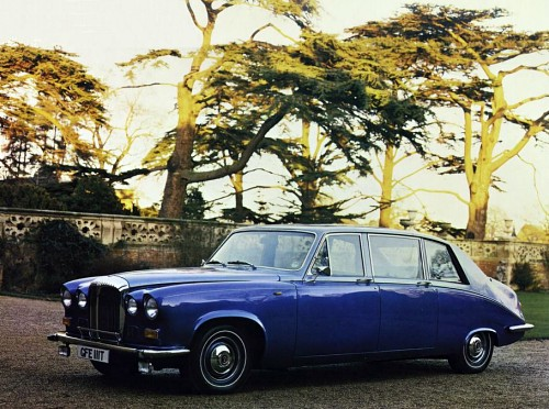 1979 Daimler range (3)
