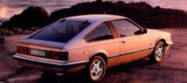 1981 Opel Monza