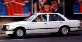 1981 Opel Rekord