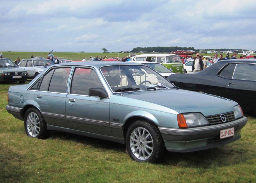 1982-86 Opel Rekord E2