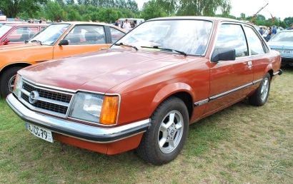 1982 Opel Commodore C