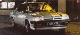1982 Opel Manta GTE