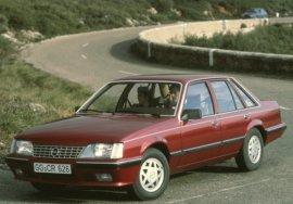 1982 Opel Senator