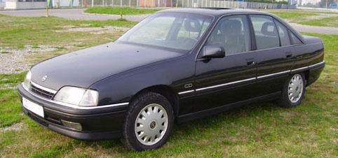 1986-93 Opel Omega A