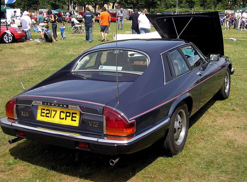 1988 jaguar xj-s
