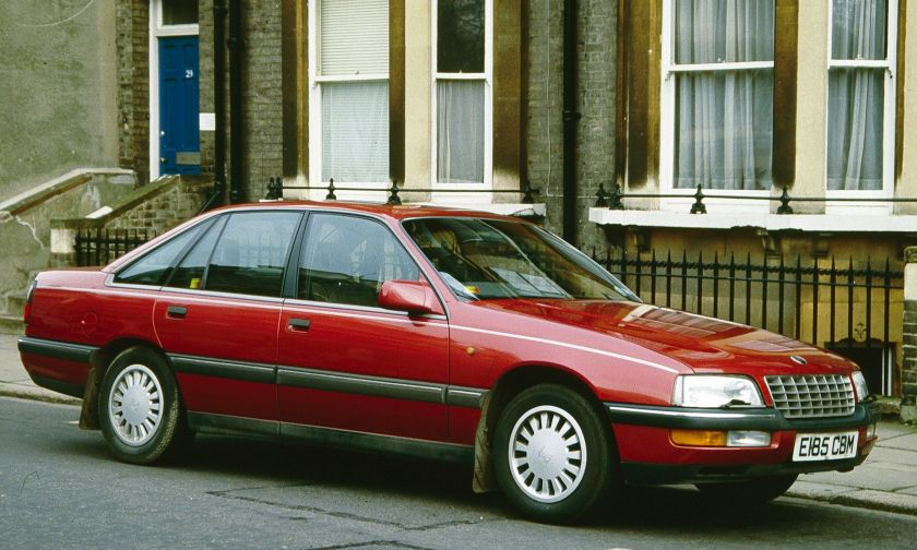 1988 Vauxhall Opel Senator Cambridge