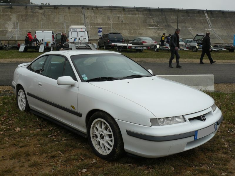 1989–97 Opel Calibra