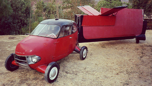 1990 - Aerocar - Towing-a