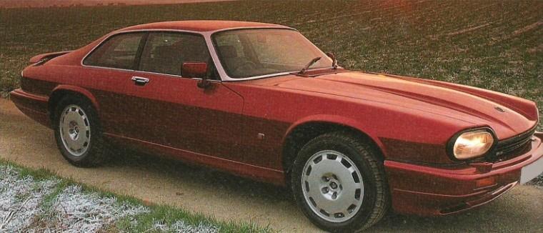 1991 Jaguar XJS Coupé