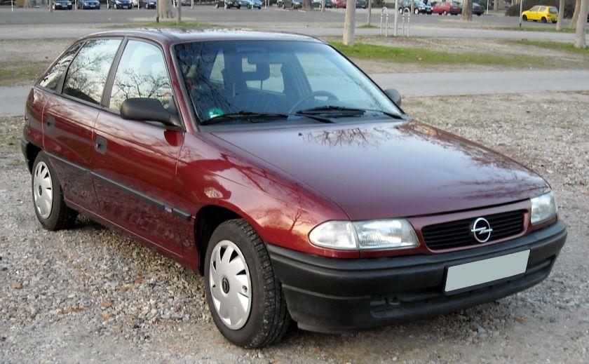 1991–present Opel Astra F