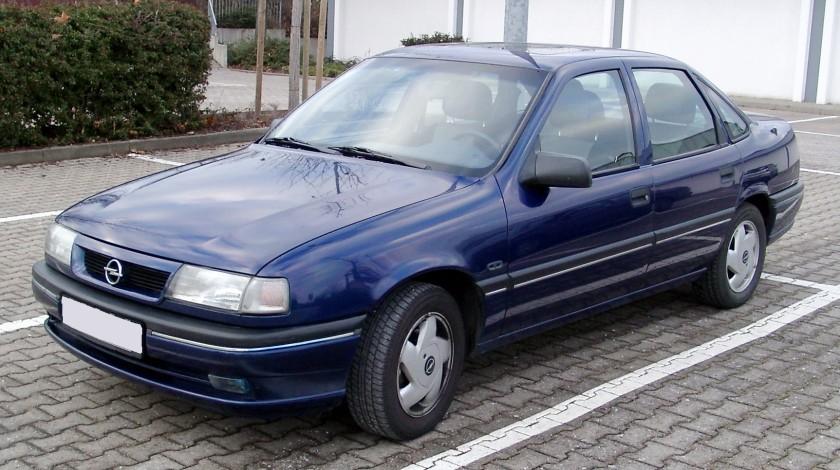 1992–1995 Opel Vectra A sedan