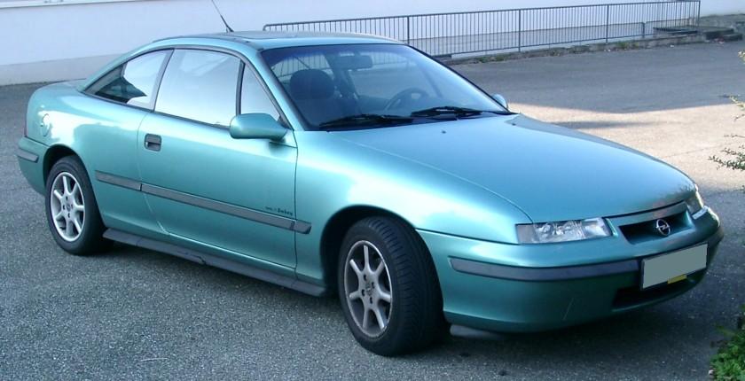 1994-97 Opel Calibra