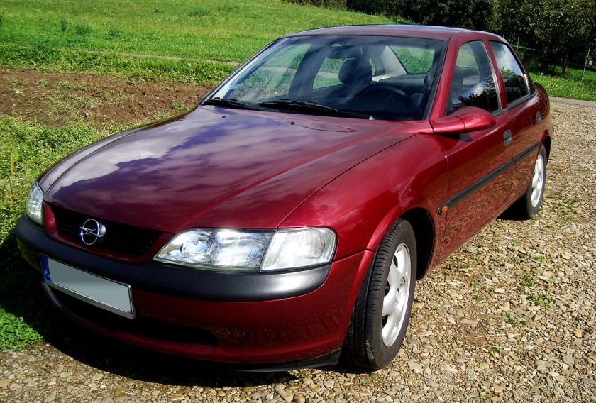 1995-02 Opel Vectra B-1998