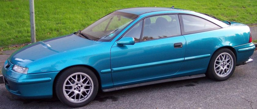 1997 Opel Calibra 2.0 16V Last Edition