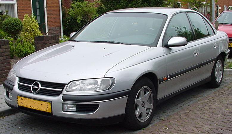 1997 Opel Omega Sedan