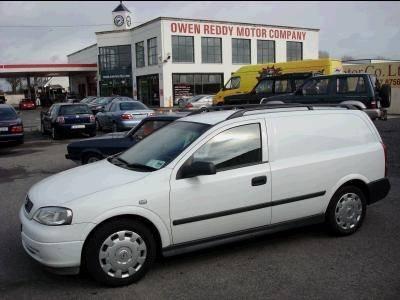 1998 Opel Astra G Van