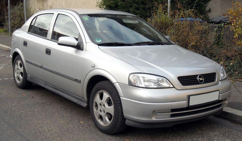 1998–09 Opel Astra G