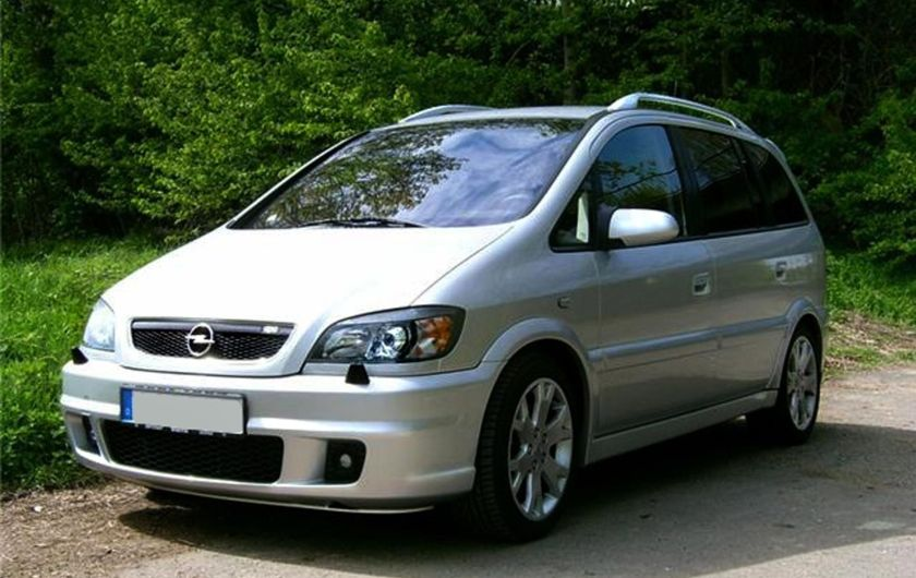 1999-05 Opel Zafira A OPC