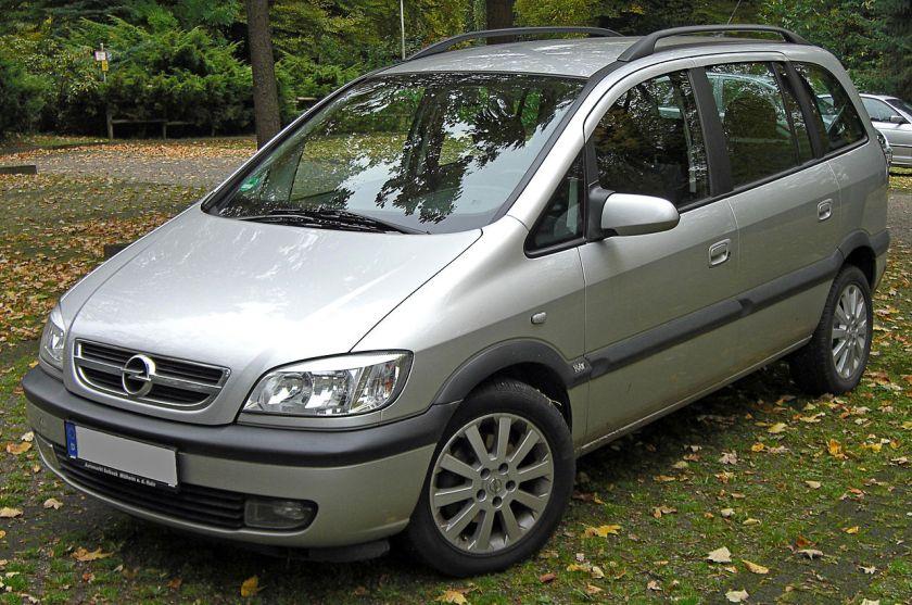 1999–05 Opel Zafira A