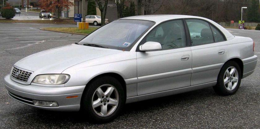 2000-01 Cadillac Catera