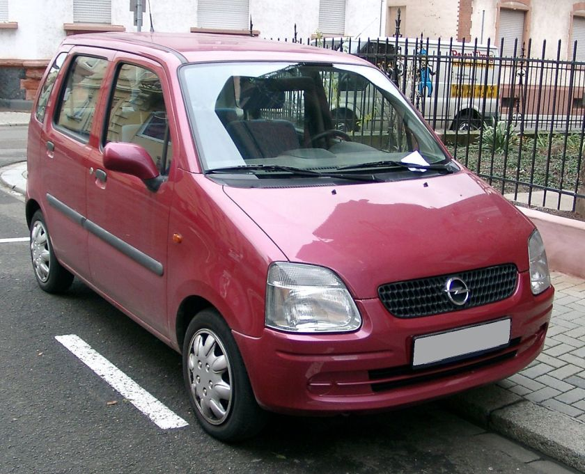 2000-07 Opel Agila(1)