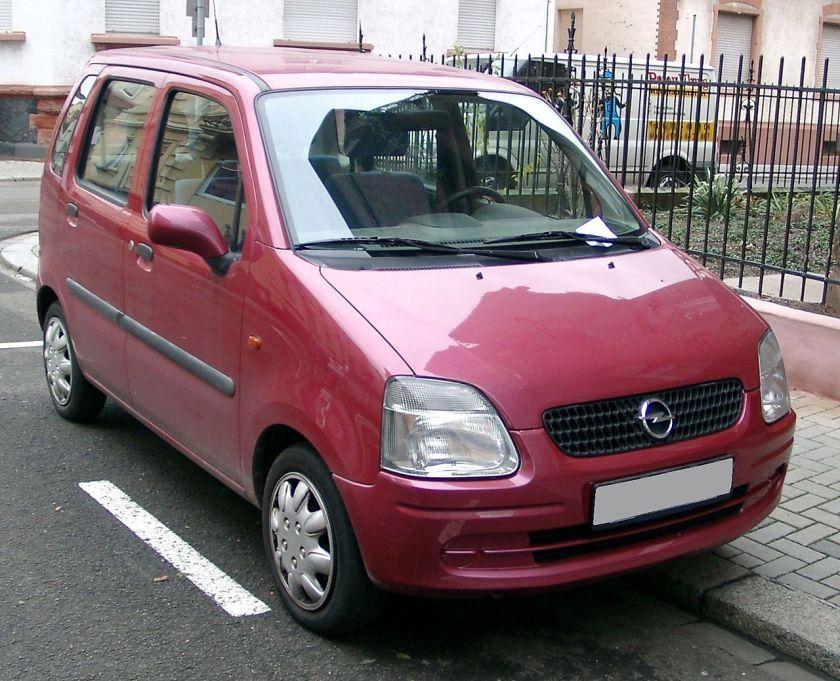 2000-07 Opel_Agila_front_20071204 (1)