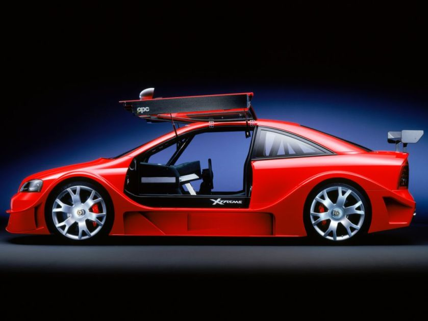 2001 Opel Astra OPC X-Treme Concept