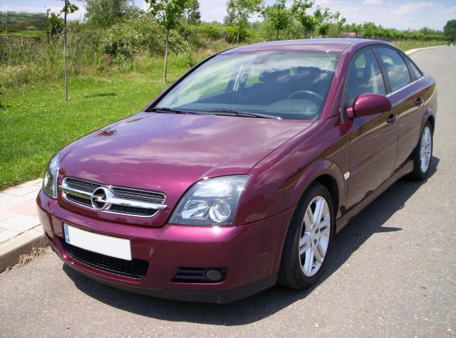 2002–05 Opel Vectra C Hatchback