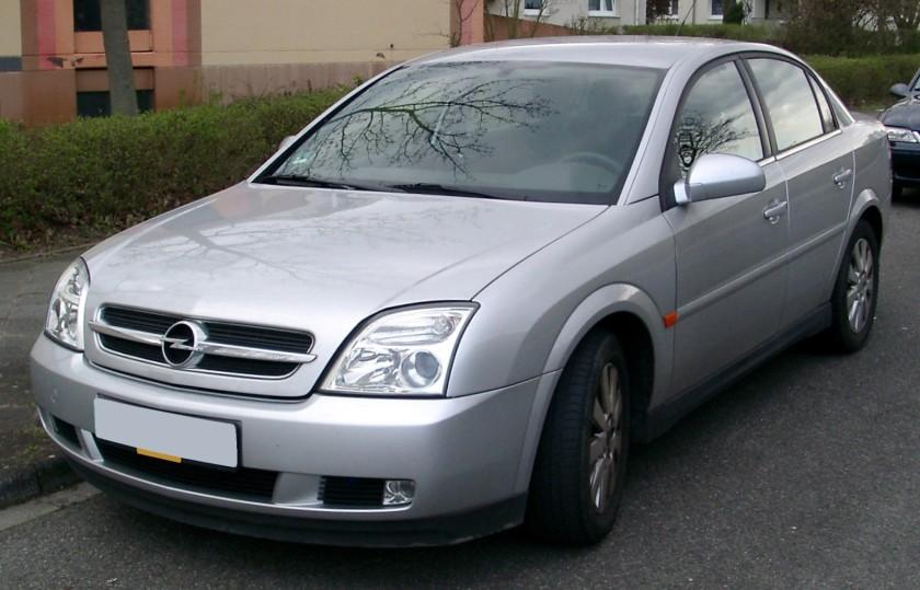 2002–09 Opel Vectra C