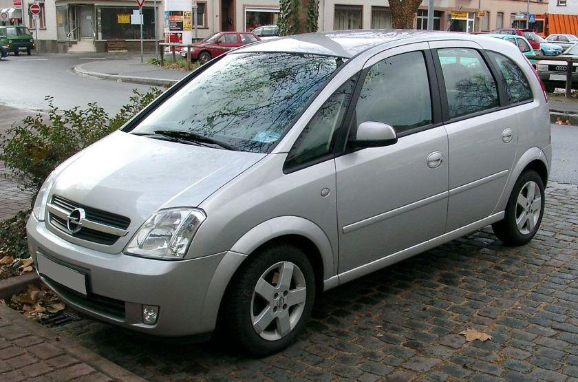 2003–10 Opel Meriva A