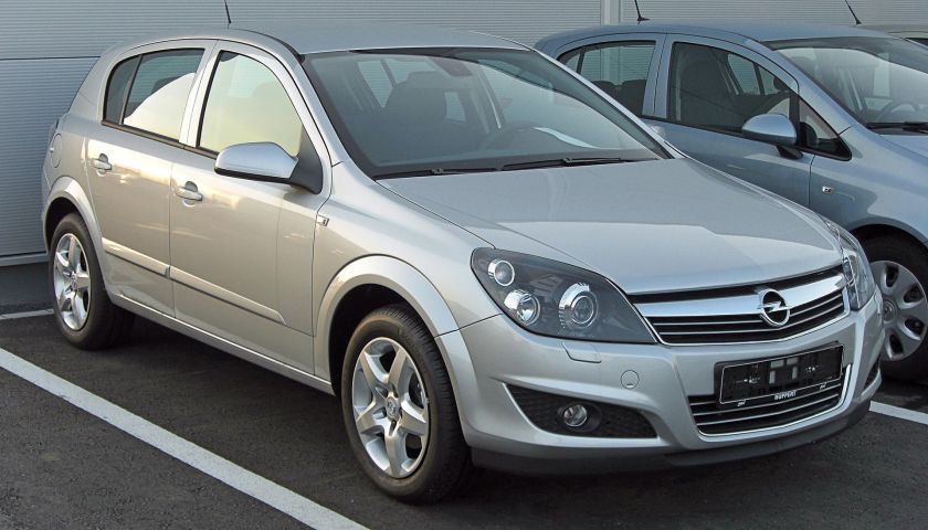 2004–14 Opel Astra H Facelift