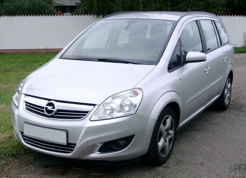 2005–11 Opel Zafira B