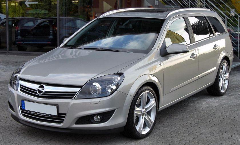 2007-10 Opel Astra H Caravan 1.9 CDTI