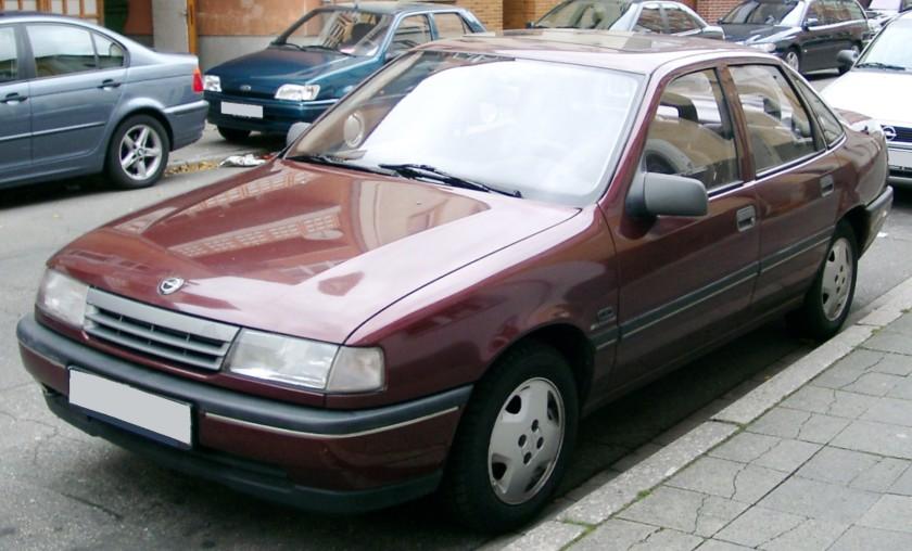 2007 Opel Vectra A