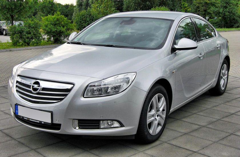 2008- ..Opel Insignia