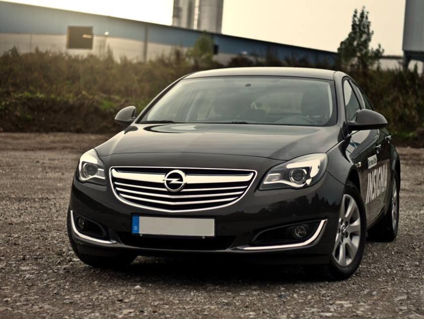 2008–present Opel insignia 5d 17