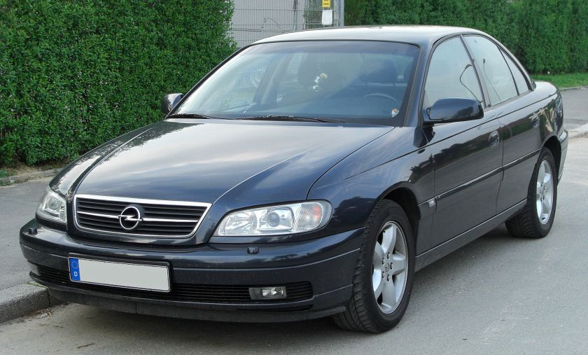 2010 Opel Omega II 2.2i Facelift