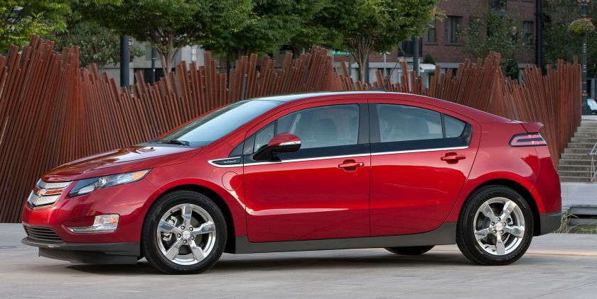 2011 Opel Ampera Chevrolet Volt NRMA