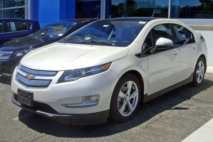 2012 Opel Ampera-Chevrolet Volt