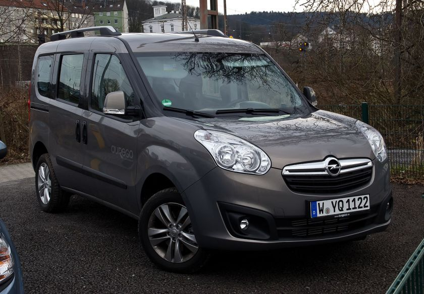 2012 Opel Combo 1.6 CDTI Edition (D)