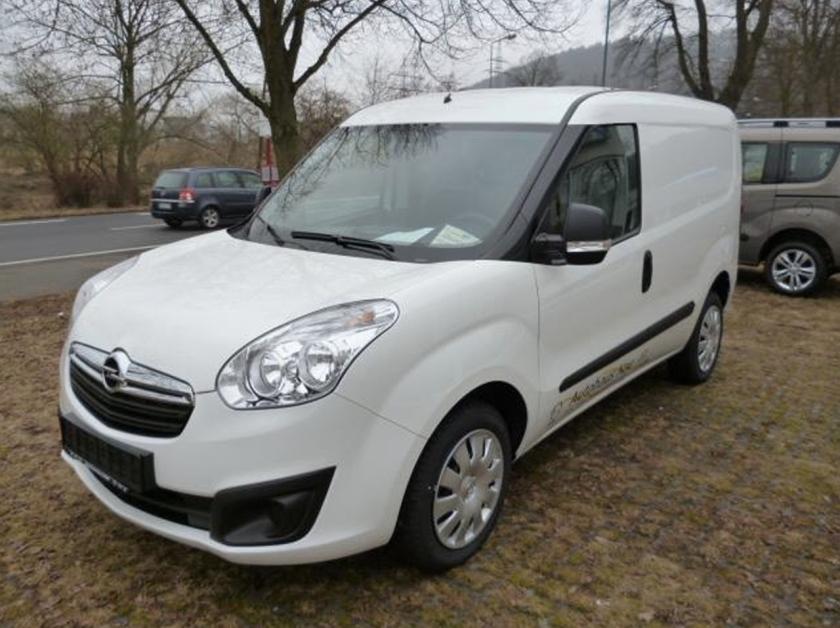 2012 Opel Combo a