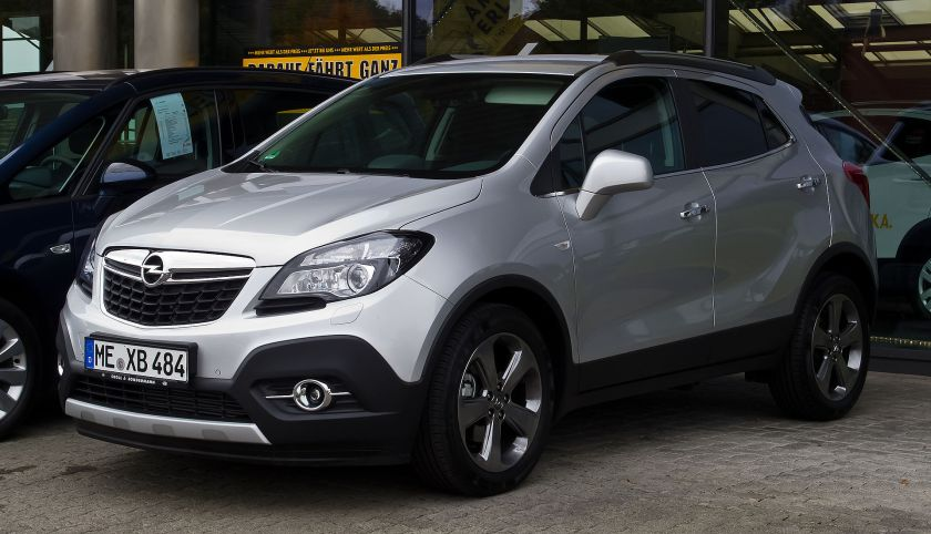 2012 Opel Mokka 1.4 Turbo ecoFLEX Innovation