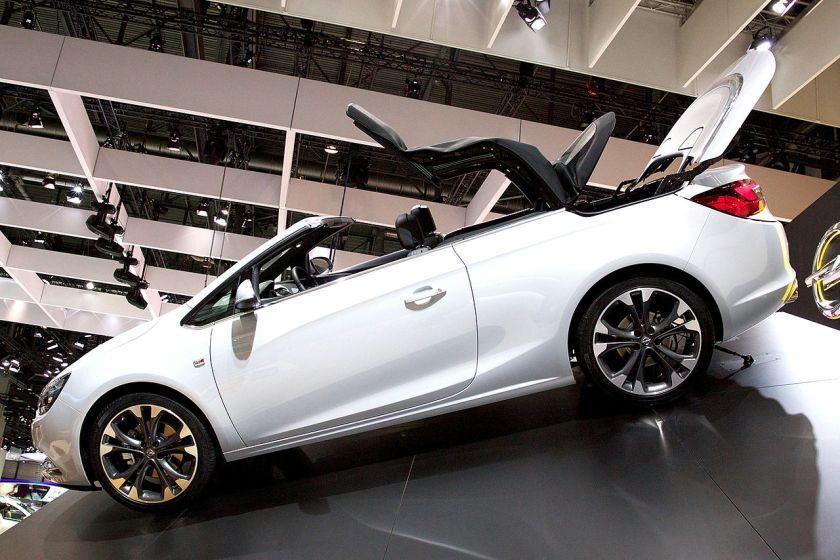 2013–present Opel Cascada