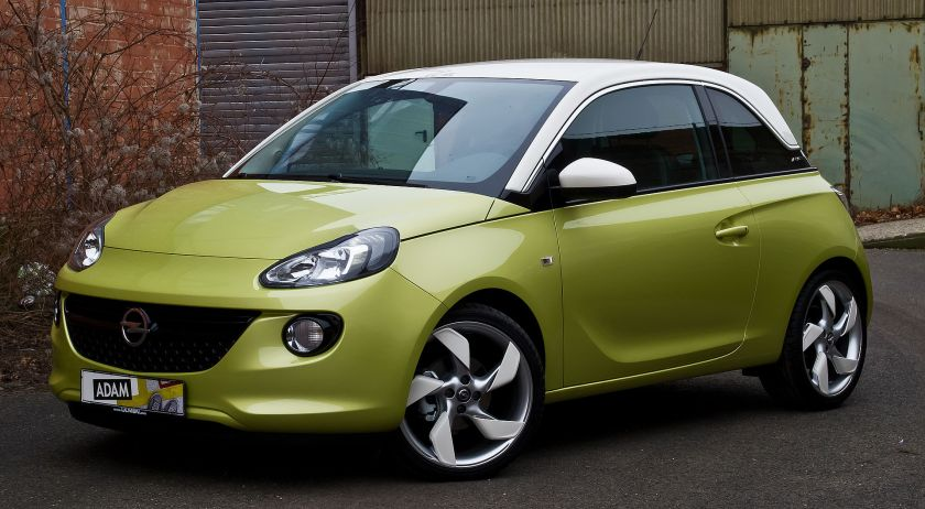 2014 Opel Adam 1.4 Slam