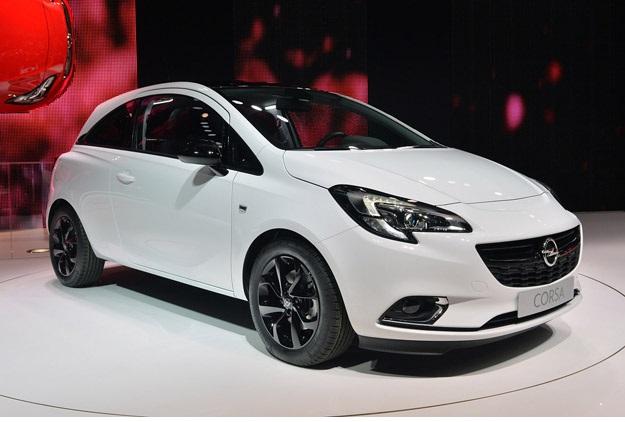 2014 Opel Corsa E