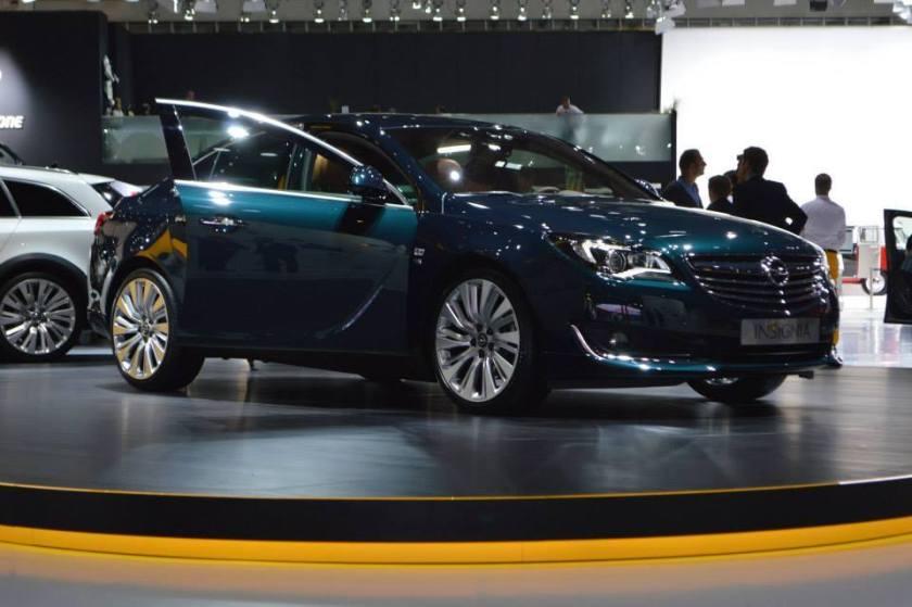 2014 Opel Insignia facelift