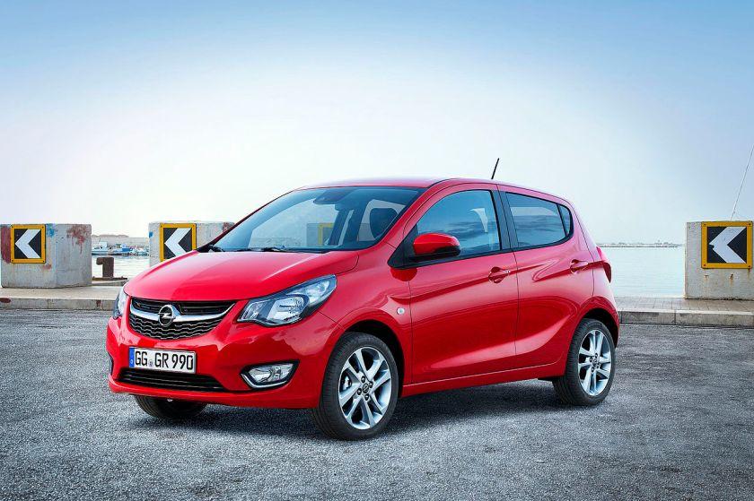 2015 Opel KARL (1)